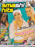 Smash Hits Magazine 2002 - Sugababes