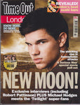 Time Out Magazine - Taylor Lautner