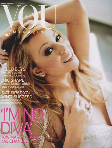 You Magazine - Mariah Carey