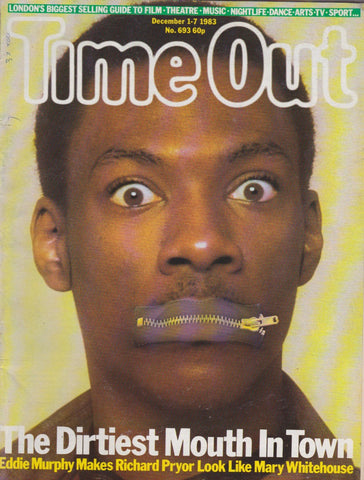 Time Out Magazine - Eddie Murphy