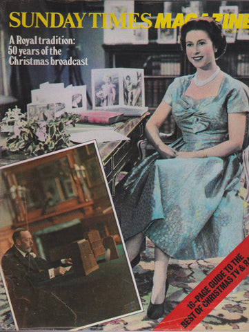 The Sunday Times Magazine - The Queen