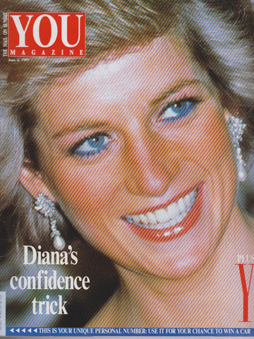 You Magazine - Princess Diana - John Sessions