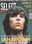 Select Magazine - Ian Brown The Stone Roses