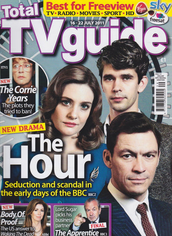 TV Guide Magazine -  The Hour