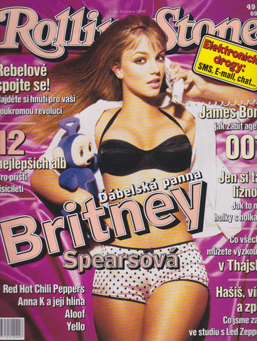 Rolling Stone Magazine - Britney Spears