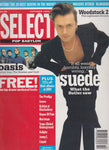 Select Magazine - Suede