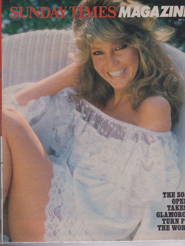 The Sunday Times Magazine - Heather Locklear