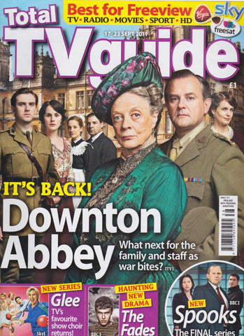 TV Guide Magazine - Downton Abbey