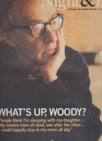 Night & Day Magazine - Woody Allen
