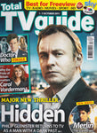 TV Guide Magazine - Philip Glenister