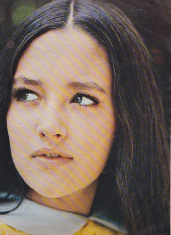 Petticoat Magazine - Olivia Hussey - Not a Hussy.