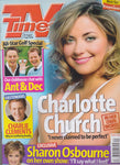 TV Times Magazine - Charlotte Church