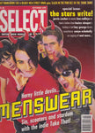 Select Magazine - Menswear
