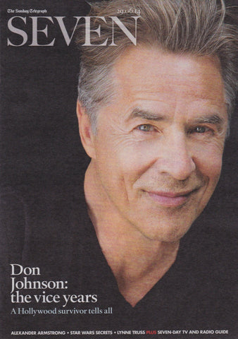Seven Magazine - Don Johnson