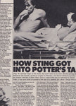 The Sunday Times - Sting - Potter's Tale
