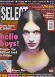 Select Magazine - Brian Molko - Placebo
