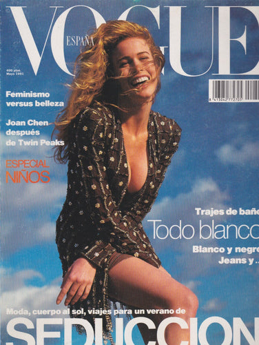 Vogue Spain Magazine - May 1991