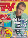 TV Times Magazine - Robson Green