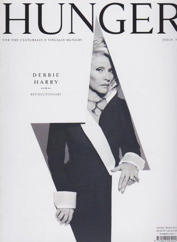 Hunger Magazine Issue 5 - Debbie Harry