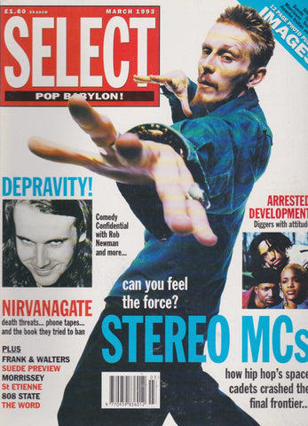 Select Magazine - The Stereo MCs
