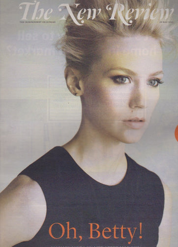 New Review Magazine - January Jones