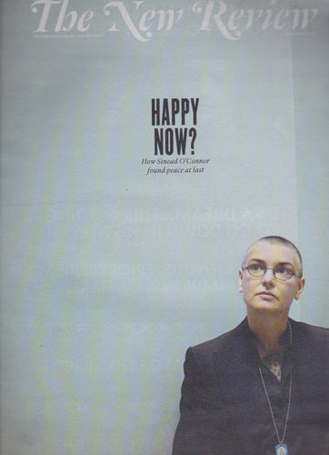 Magazine - Sinead O'Connor