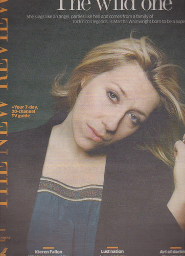 New Review Magazine - Martha Wainwright