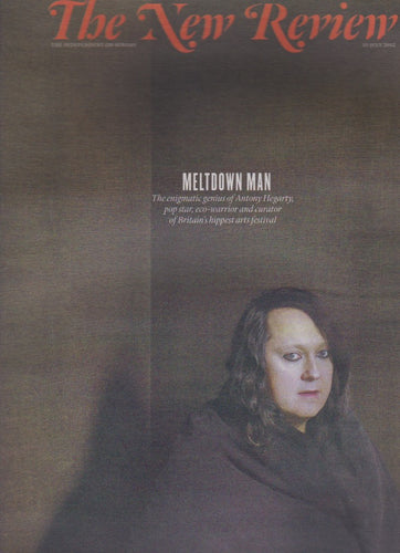 New Review Magazine - Antony Hegarty - Anohni