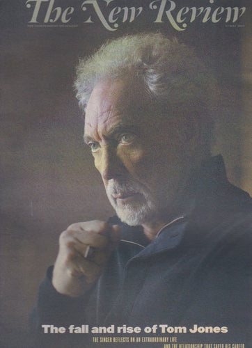New Review Magazine - Tom Jones