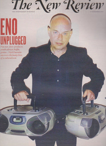 New Review Magazine - Brian Eno