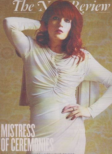 New Review Magazine - Florence Welch