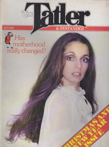 Tatler Magazine - Cherry Gillespie - Pans People