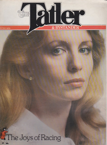 Tatler Magazine - Jane Asher