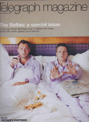 The Telegraph Magazine - The 2002 Bafta Special