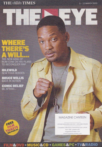 The Eye Magazine - Will Smith