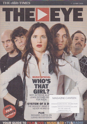 The Eye Magazine - Juliette Lewis