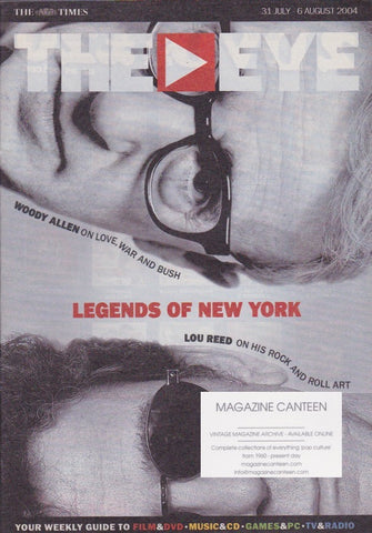 The Eye Magazine - Woody Allen