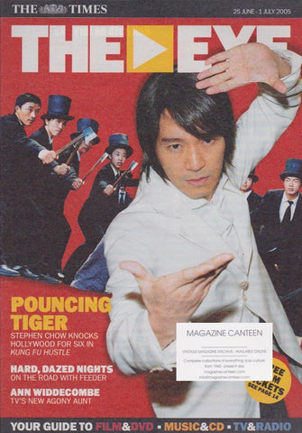 The Eye Magazine - Stephen Chow
