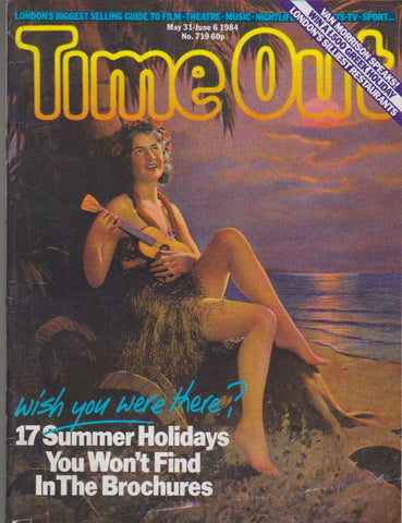 Time Out Magazine - Van Morrison