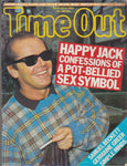 Time Out Magazine - Jack Nicholson