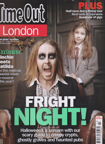 Time Out Magazine - Tim Minchin