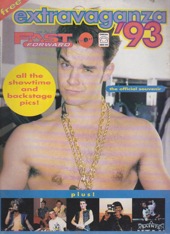 Take That 6 x poster special supplements REF1039