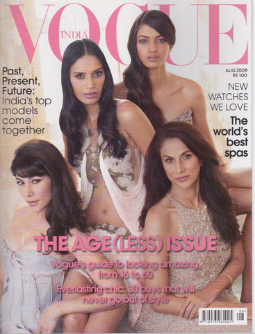 Vogue India Magazine - Feroze Gujral