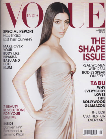 Vogue India Magazine - Tabu