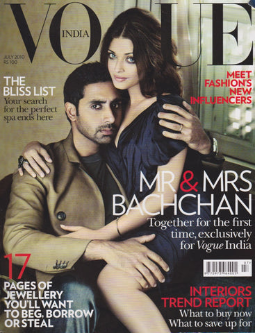 Vogue India Magazine - Aishwarya Rai