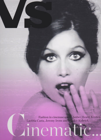 VS Magazine - Laetitia Casta