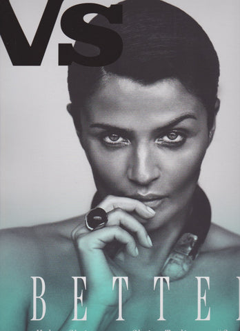 VS Magazine - Helena Christensen