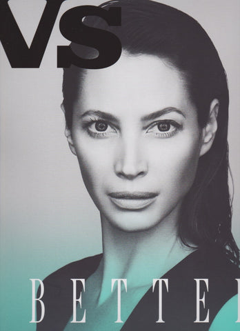VS Magazine - Christy Turlington