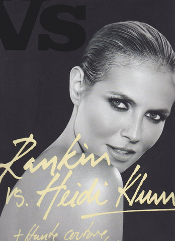 VS Magazine - Heidi Klum by Rankin