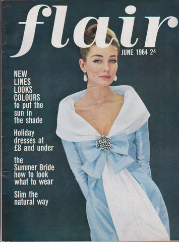 Flair Magazine 1964 - John French